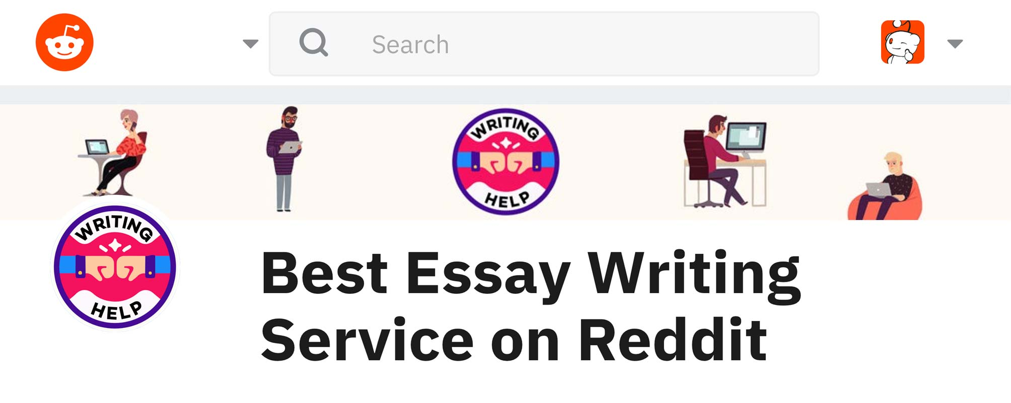 Essay writing service reddit